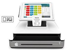 Datio Point of Sale Base Station and Cash Register for iPad 4, iPad Air and iPad Air 2 with Point of Sale ( POS ) Software
