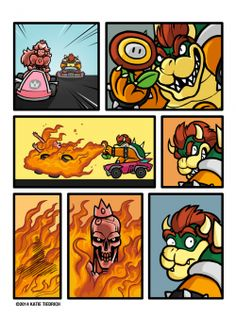 Bowser is fucked
