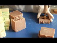 Campo di fiore: Cómo poner un sello en un jabón natural