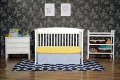 @Overstock - This versatile five-piece nursery set is perfect for parents looking for multifunctional nursery furniture. This New Zealand pine set features a four-in-one convertible crib, a three-drawer dresser, and a changer with included changer pad.http://www.overstock.com/Home-Garden/DaVinci-Tyler-5-piece-Nursery-Set/6799599/product.html?CID=214117 $379.00