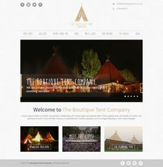 The Boutique Tent Company by don-armagadon