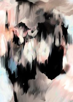 Petra Cortright painting    wow this is wonderful