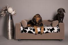 Luxury pet sofa - size medium ♥ www.giusypop.fr #dogs #dogstagram #doglovers #bedpet #petlovers #giusypop #interiordesign