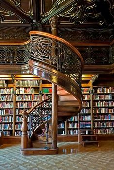 love those stairs #samhainpublishing #library #reading