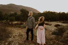 Rustic fall maternity photos