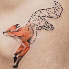 Foxy.