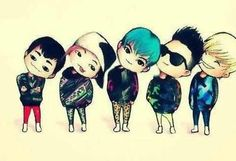 Big Bang, yeah fantastic baby!