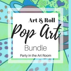 Art Lesson: Pop Art Volume 1 (Emergency Sub Plans)