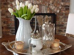 for the love of a house: hotel silver champagne buckets and more!