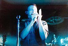 Howard devoto - lead singer of the Buzzcocks