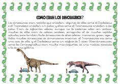 PROYECTO DE LOS DINOSAURIOS