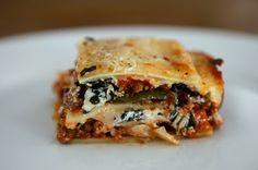 Veggie Lasagna *