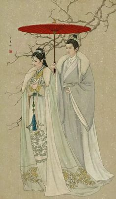 Korean Painting, Japanese Painting, Chinese Painting, Illustrations, Illustration Art, Nirvana In Fire, China Architecture, Chinese Drawings, China Art