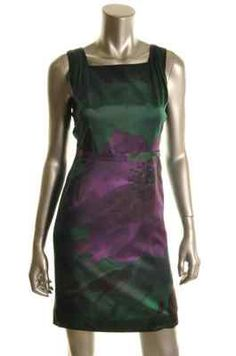 209 Antonio Melani Hilda Maxi Iris Silk Dress 4 Ebay Yet To Be