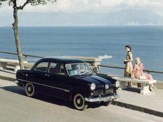 1952 - 1962 Ford Taunus 12M / 15M (P1)