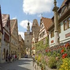 Romantic Road Germany - Bing Images