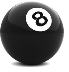 this is a ball billiard ball,but this is not a regular ball. the numbers on the ball it is a very good figure love is eight,which is a very good date