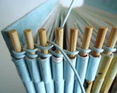 papelmarcante: Encadernação Piano Hinge - Tutorial I