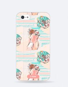 funda-movil-gallina Phone Cases, See Through, Mobile Cases, Hens, Phone Case