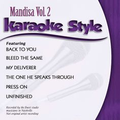 Musical Instruments & Gear Karaoke Cdgs, Dvds & Media Women Of Gospel Volumes 1-3 Christian Karaoke Style New Cd+g Daywind 18 Songs Punctual Timing