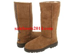 Ultra Tall 5245 Ugg Boots - Chestnut