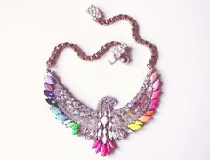 Shourouk necklace..luv luv luv