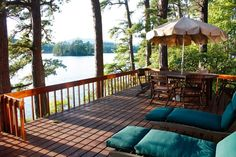 My Parents' Beloved Lake House | Apartment Therapy