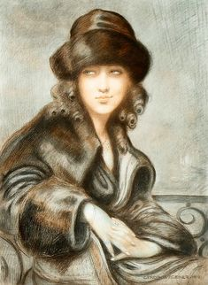 Gerda Wegener | The Danish pioneer of Art Dèco | Wegener's wife In 'The Danish Girl' | Tutt'Art@ | Pittura • Scultura • Poesia • Musica