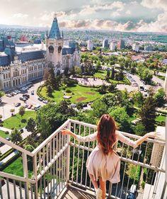 Visit Romania, Photo Credit, Paris Skyline, Palace, Artist, Travel, Beautiful, Instagram, Viajes