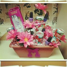 Mothers day basket I'm also saleing them