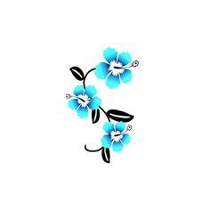 มาดูอัพเดตราคาล่าสุดกันเลย ELENXS 3D Flower Nail Art Sticker (Multicolor) - Intl บริการเก็บเงินปลายทาง พร้อมส่ง