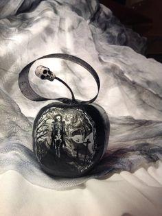 Gothic Christmas or Halloween Decor Hand by TheGnarledBranch, $24.50