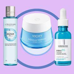 Les 20 meilleurs soins à base d'acide hyaluronique  - Elle La Roche Posay, Occitane En Provence, Anti Ride, Shampoo, Soap, Personal Care, Cosmetics, Bottle, Beauty