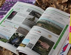 Catalogues, magazines