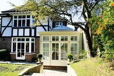 Traditional single storey extension