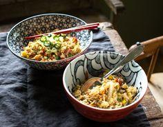 Bolognese, Paella, Grains, Ethnic Recipes, Food, Food Food, Essen, Meals, Seeds