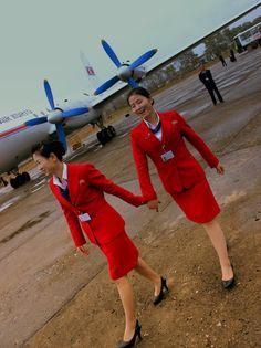 FLYING ON AIR KORYO,S SOVIET FLEET IN NORTH KOREA | North West Air News