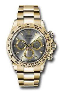 """""""Features & Benefits"""" Rolex Daytona automatic-self-wind mens Watch 116508 Sso (Certified Pre-owned)"""