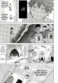 [bubunhanten] Haikyuu!! dj – Kokoro Control 1 [Eng] Page 13 #Haikyuu #Yaoi…