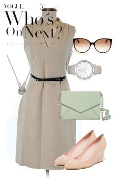 """""""dress"""" by masayuki4499 ❤ liked on Polyvore featuring Kate Spade"""