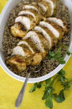 TANDOORI CHICKEN BREASTS, gluten- and lactose-free