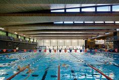 INESP, Institut National du sport de l'expertise et de la performance Pole aquatique, piscine de natation synchronisée
