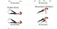 Belly Fat Reducer 10 Minute Core Warm Up for Women | Workout