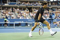 Roger Federer Starts US Open in Nike Court Zoom Vapor AJ3 - EU Kicks: Sneaker Magazine