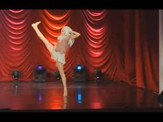 Maddie Ziegler - All God's Creatures (solo for best junior dancer @ The ...