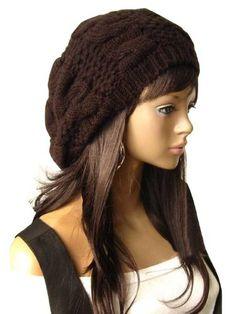 EUBUY Classical Children Kids Wool Warm French Beret Girls Artist Beanie Hat Cap