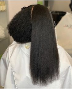 """Many naturals at some point in their natural hair journey have lamented on their hair not growing. You know the """"my hair has been this length FOREVER? Natural Hair Growth Tips, Natural Hair Updo, Natural Hair Journey, Natural Hair Care, Natural Hair Styles, Hair Shrinkage, Long Hair Tips, Glossy Hair, Kinky Hair"""