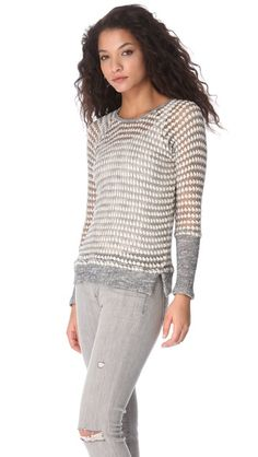 This is the sweater Kate Hudson has on in that recent pic (Whetherly Zuma II Bubble Stitch Sweater)