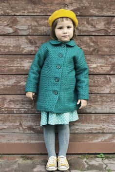 kokokoKIDS: Retro Coats for Kids.