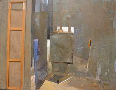 Bogdan Wojtasiak, 170x220cm, oil on canvas, mixed media